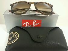 "Ray Ban RB 4171 ""Erika"" 865/13 Rubber Havana Women's Sunglasses"