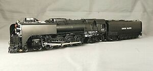 HO Brass Overland Ajin UP Union Pacific FEF-3 (4-8-4) Triple Stack Version - C/P
