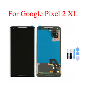 For Google Pixel 2 XL OLED Original LCD Display Touch Screen Digitizer