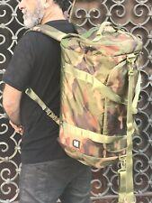 Herschel Camo Fashion Backpack Duffle Bag