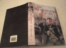 G.S Beard Mr Midshipman Fury Cold Blood First Ed ** SIGNED COPY **