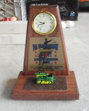 RARE John Deere 1999 PA Farm Rodeo Livestock Show Tractor Clock 1/125 Made