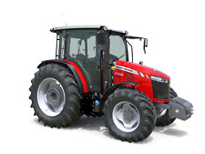 Massey Ferguson 5700 & 6700 Series Tractors - Workshop Manual.