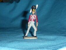 484A Starlux Atlas Figura Plomo Empire Soldado Guardia 1/32 Napoleón