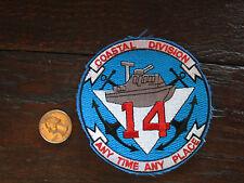 Coastal Division 14 Vietnam War Patch