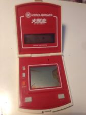 Bandai Solarpower Daidassou Lcd Game Handheld Electronics La Grande Evasione