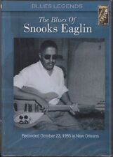 SNOOKS EAGLIN The Blues of Snooks Eaglin | DVD Neuware new & sealed OOP