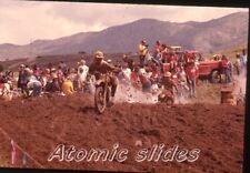 1978 35mm Photo slide  Motocross motorcycle race California #5
