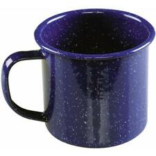 Coleman 2000016419 Enamelware 12 oz. Coffee Mug - Blue