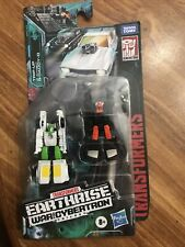 Transformers Earthrise Micromaster Hot Rod Patrol Trip-Up & Daddy-O