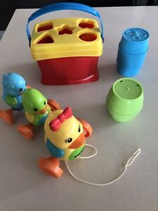 Toddler Child Educational Pack.4Toys.Playskool-Tomy-Fisher Price-Excellent cond.
