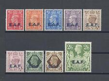 More details for boic/somalia 1943-6 sg s1/9 mint cat £55