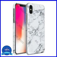 White Marble iPhone Samsung Huawei LG Sony Honor protective case cover hülle
