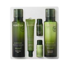 Puretem Purevera Facial Skin Moisture Care 2 Item Set **100% Organic Aloe Vera**