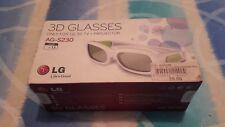 Occhiali 3D LG AG-S230 per tv 3D LG