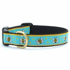 Up Country Dog Collar, Bee, Large