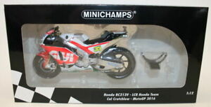 Minichamps 1/12 122 161135 Honda RC213V LCR Honda Team Cal Crutchlow MotoGP 2016