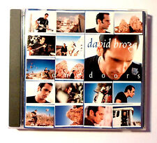 Stone Doors by David Broza (1995 Atlantic Promo CD, OOP) EXC LN COND