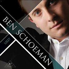 Ben Schoeman Plays Franz Liszt, New Music
