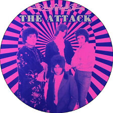 IMAN/MAGNET THE ATTACK . freakbeat the eyes creation pretty things who birds