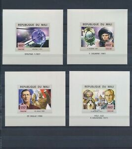 XC77012 Mali imperf historical figures fp sheets XXL MNH