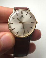 Omega Geneve Automatic 18k Solid Gold 1961 Vintage Watch, Mint condition