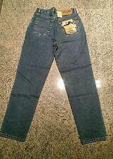 Coloured L28 Damen-Jeans mit geradem Bein