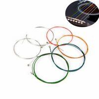 de acero Instrumento musical de piezas Cuerdas de guitarra acustica Colorido