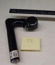 SCHIERANO OLIMPIC MTB BICI CORSA vintage steel silver attacco manubrio pipa 70