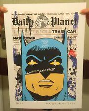 ART PRINT MISAKO Street art Comics Batman