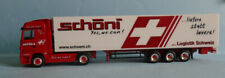 Herpa 155007 - camion MB Actros LH08 semirimorchio Schoni H0 1/87