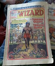 THE WIZARD #1799 - 6th August 1960