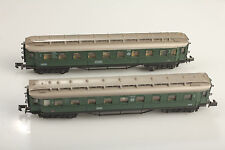 N Arnold 2 D-Coaches 3. Class 18432 - Dirt Scratch Aber Good Condition