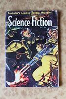 Science Fiction Monthly No. 16  ~ 1950s Australia Scifi Pulp Fiction