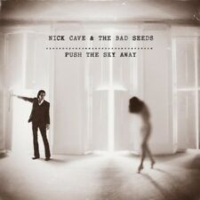 NICK & THE BAD SEEDS CAVE - PUSH THE SKY AWAY  CD NEW!