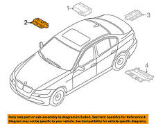 BMW OEM 07-13 X5-Radio Antenna 61356922211