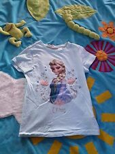 Eiskönigin Elsa T Shirt Gr.122/128 von H&M