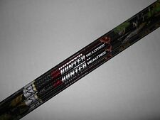12- Beman ICS RealtreeCamo Hunter 400 Carbon Arrow Shafts! WILL CUT TO LENGTH!!!
