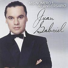 Juan Gabriel - Mis Numero 1: 40 Aniversario [New CD]