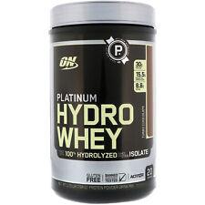 Optimum Nutrition  Platinum Hydro Whey  Turbo Chocolate  1 75 lbs  795 g