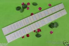 "2pcs electric Guitar Fretboard maple 24 fret fine inlay 24.75"" High quality #67"