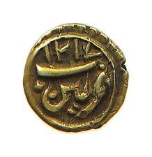 INDIA PRINCELY STATES FANAM 1217 MYSORE TIPU SULTAN #t124 315