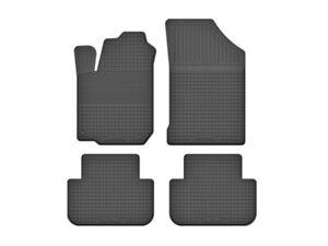 Gummifußmatten für Nissan X-Trail T30 Bj. 2001 - 2007 schwarz Automatten U_C-19