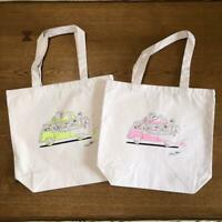 Volkswagen Eco Shopping Reusable Tote Bag Set of 2 Not sold in stores New