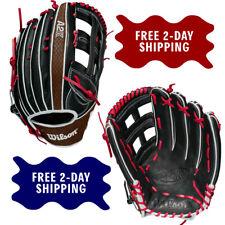 "Wilson A2K 1799SS 12.75"" Adult Outfield Baseball Glove Dual Post Web Deep Pocket"