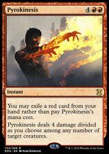 MTG Magic - (R) Eternal Masters - Pyrokinesis FOIL - SP