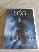 """DVD """"THE FOG"""" NEBBIA ASSASSINA Prima Stampa EDIZIONE Vendita OTTIMO"""