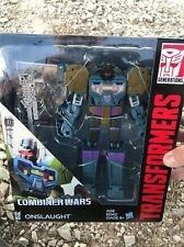 New Transformer Combiner Wars Onslaught Sealed