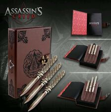 ASSASSINS CREED AGUILAR'S THROWING KNIVES 2016 MOVIE REPLICAS OFFICIAL LICENSED
