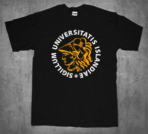 The University of Iceland Reykjavík T-shirt